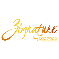 Zignature dog food in Sebastopol