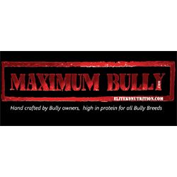 Maximum Bully dog food in Sebastopol